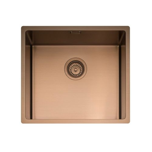 Caple Mode 45 Copper Inset or Undermount Sink
